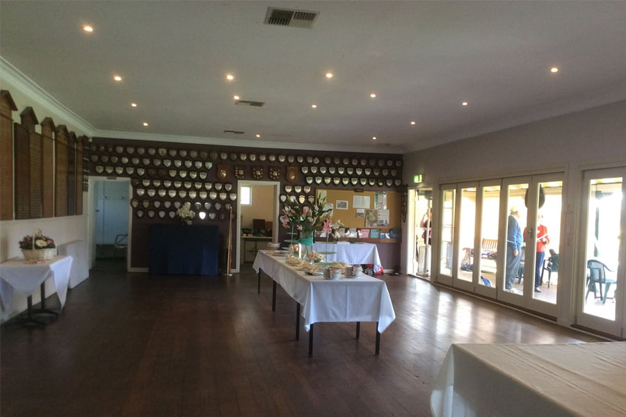 Clubhouse facilities