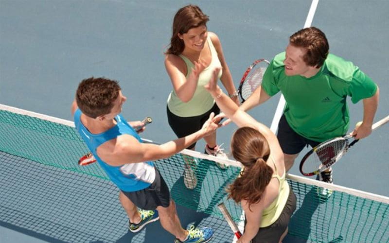 doubles tennis members